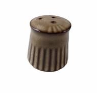 Roomers Солонка, 4.5х4.5х5 см, коричневая