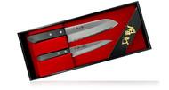 Tojiro Набор ножей Fuji Cutlery, 2 пр.