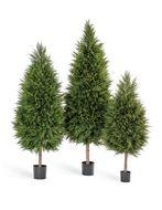 Treez Кипарис Тауэр уличный, 135 см, зеленый