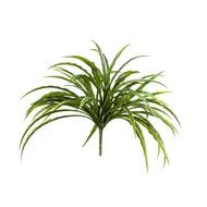 Treez Трава куст Ванилла Грасс, 20 см, бело-зеленая