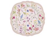 Easy Life (R2S) Тарелка десертная Цветочная симфония, 20 см
