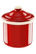 Emalia Olkusz Емкость для хранения (0.5 л), 10 см, красный