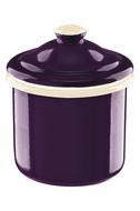 Emalia Olkusz Емкость для хранения (0.5 л), 10 см, фиолетовый