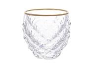 Aurum Crystal Набор стаканов Morres (340 мл), 6 шт.