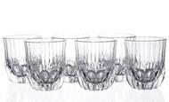 RCR Набор стаканов для виски Adagio Dof Style (320 мл), 6 шт.