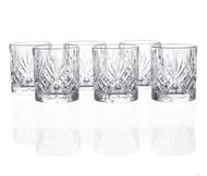 RCR Набор стаканов для виски Melodia (230 мл), 6 шт.