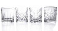 RCR Набор стаканов для виски Mixology (340 мл), 4 шт.