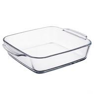 Simax Блюдо для запекания (1.6 л), 20х20х5 см, жаропрочное стекло