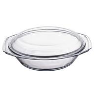 Simax Кастрюля стеклянная для запекания (2.4 л), 20 см, с крышкой