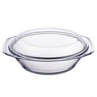 Simax Кастрюля стеклянная для запекания (3.5 л), 21 см, с крышкой