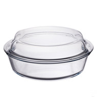 Simax Кастрюля стеклянная для запекания (2.5 л), 18 см, с крышкой
