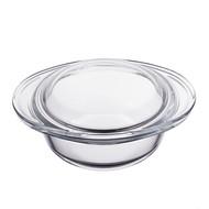 Simax Кастрюля стеклянная для запекания (0.25 л), 12 см, с крышкой
