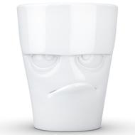 Tassen Кружка Grumpy (350 мл), белая