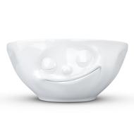 Tassen Чаша Happy (350 мл), 13.8х7.5х13.9 см, белая
