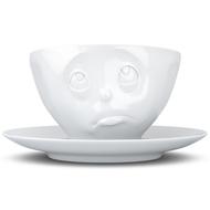 Tassen Чайная пара Oh please (200 мл), белая