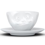 Tassen Чайная пара Tasty (200 мл), белая