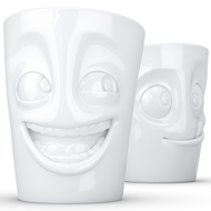 Tassen Набор кружек Joking & Tasty (350 мл), 2 шт., белые