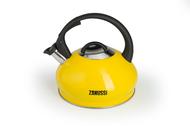 Zanussi Чайник со свистком Sorrento (3 л), желтый