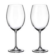Crystalite Bohemia Набор бокалов для вина Colibri/Gastro (580 мл), 2 шт.