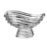 Crystalite Bohemia Фруктовница на ножке Wave, 30 см