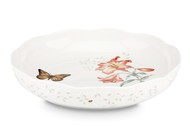 Lenox Блюдо круглое Бабочки на лугу, 27 см