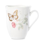 Lenox Кружка Бабочки на лугу. Бабочка-Монарх (354 мл), золото