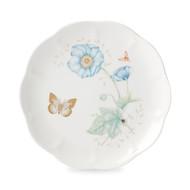 Lenox Тарелка акцентная Бабочки на лугу. Бабочка-Монарх, 23 см, золото