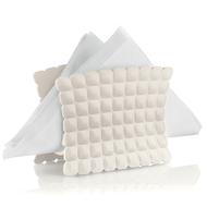 Guzzini Подставка для салфеток Tiffany, молочно-белая