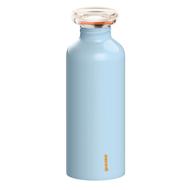Guzzini Бутылка для воды On the go (650 мл), голубая