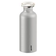 Guzzini Бутылка для воды On the go (650 мл), металлик