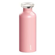 Guzzini Бутылка для воды On the go (650 мл), розовая
