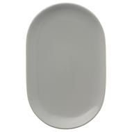 Typhoon Тарелка сервировочная Cafe Concept, 19х12 см, серая
