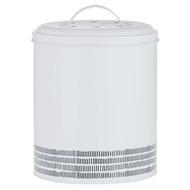 Typhoon Контейнер для пищевых отходов Monochrome (2.5 л), белый