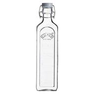 Kilner Бутылка Clip Top с мерными делениями (1 л)
