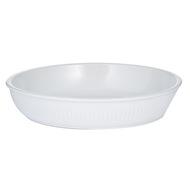 Mason Cash Блюдо для запекания Linear круглое, 26 см, белое