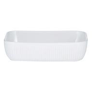 Mason Cash Блюдо для запекания Linear прямоугольное, 24х16 см, белое