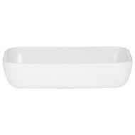 Mason Cash Блюдо для запекания Linear прямоугольное, 30х20 см, белое