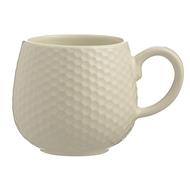 Mason Cash Чашка Embossed (350 мл), кремовая