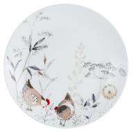 Price&Kensington Тарелка Country Hens, 20.5 см