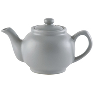 Price&Kensington Чайник заварочный Matt Glaze (1.1 л), серый