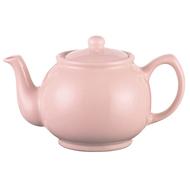 Price&Kensington Чайник заварочный Pastel Shades (1.1 л), розовый