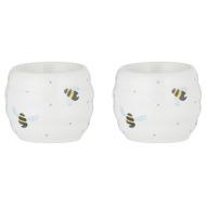 Price&Kensington Набор подставок для яиц Sweet Bee, 4.9х5.9 см, 2 шт.