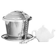 Price&Kensington Ситечко для чая с блюдцем