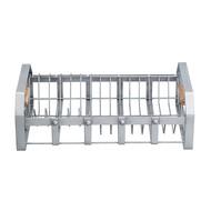 Kitchen Craft Сушилка для посуды Industrial Kitchen, 40.3х25.5 см