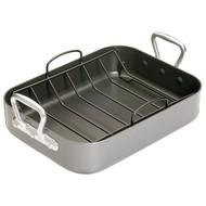 Kitchen Craft Противень с решеткой MasterClass, 40х28х8 см
