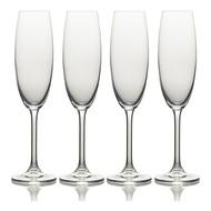 Kitchen Craft Набор бокалов для игристого вина Mikasa (236 мл), 4 шт.