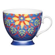 Kitchen Craft Чашка Blue Marrocan (400 мл)