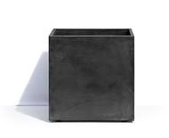 Cosapots Кашпо Geneva, 54х54х54 см, темно-серое