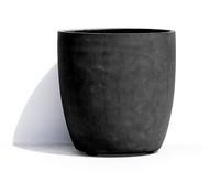 Cosapots Кашпо Helsinki, 37х38 см, темно-серое