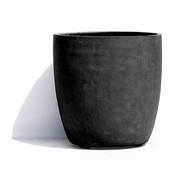 Cosapots Кашпо Helsinki, 50х52 см, темно-серое